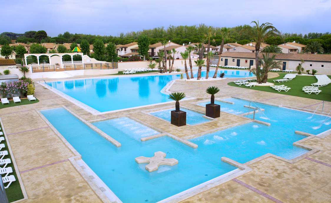 Holiday house in PORTIRAGNES-PLAGE (790212), Portiragnes, Mediterranean coast Hérault, Languedoc-Roussillon, France, picture 1