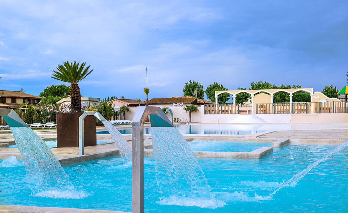 Holiday house in PORTIRAGNES-PLAGE (790213), Portiragnes, Mediterranean coast Hérault, Languedoc-Roussillon, France, picture 2