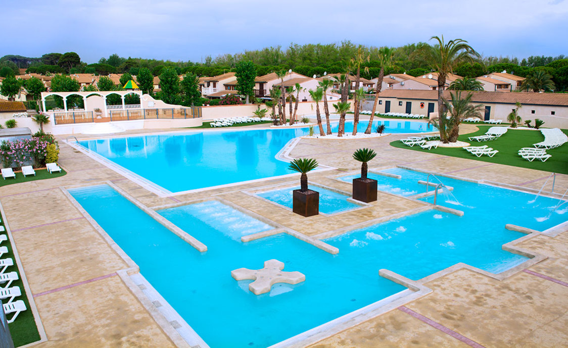 Holiday house in PORTIRAGNES-PLAGE (790213), Portiragnes, Mediterranean coast Hérault, Languedoc-Roussillon, France, picture 4