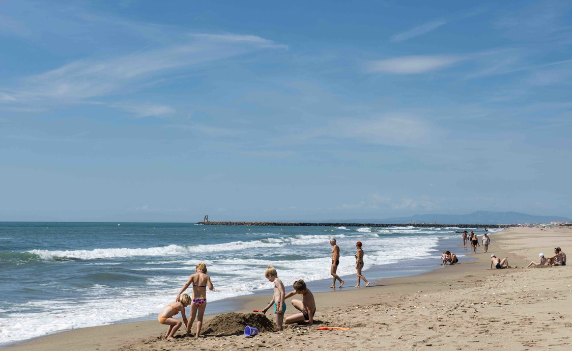 Holiday house in PORTIRAGNES-PLAGE (790213), Portiragnes, Mediterranean coast Hérault, Languedoc-Roussillon, France, picture 12